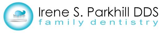 Irene S. Parkhill DDS Logo